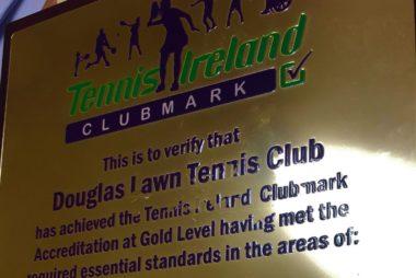 Tennis Ireland Clubmark