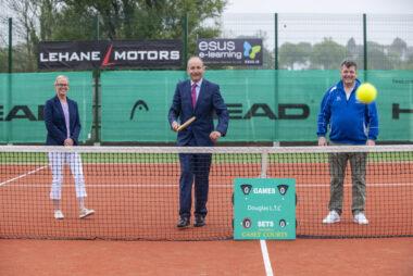 International Wood Racket Tennis Inaugural Event